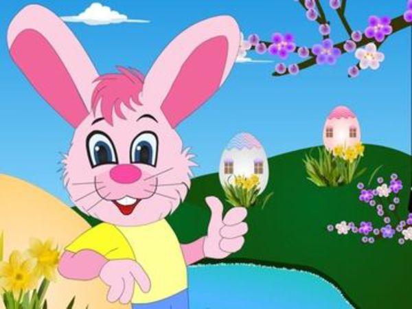 Bild zu Denken-Spiel Easter Egg