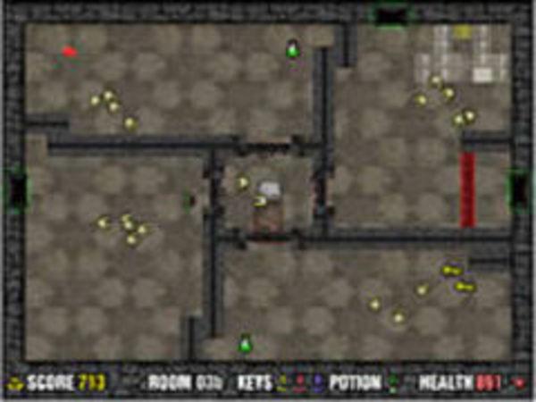 Bild zu Geschick-Spiel Dungeon Hunt