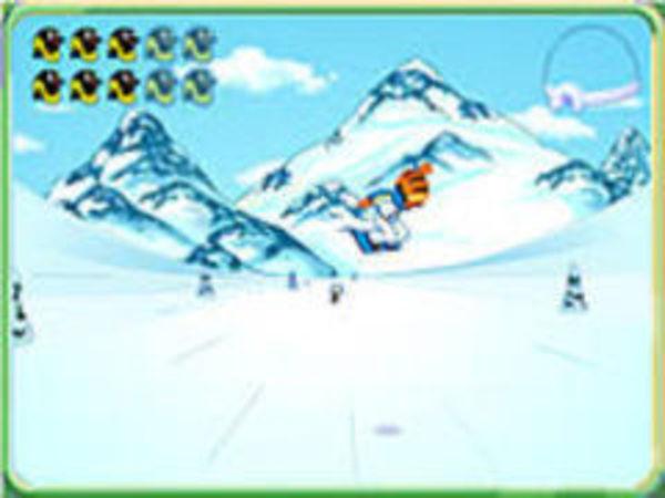 Bild zu Rennen-Spiel Go Diego Go