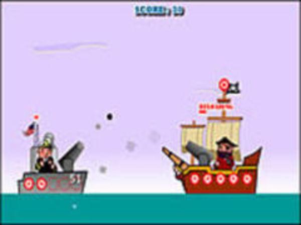 Bild zu Geschick-Spiel BlackBeard Down