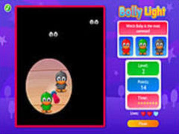 Bild zu Denken-Spiel Bolly Light