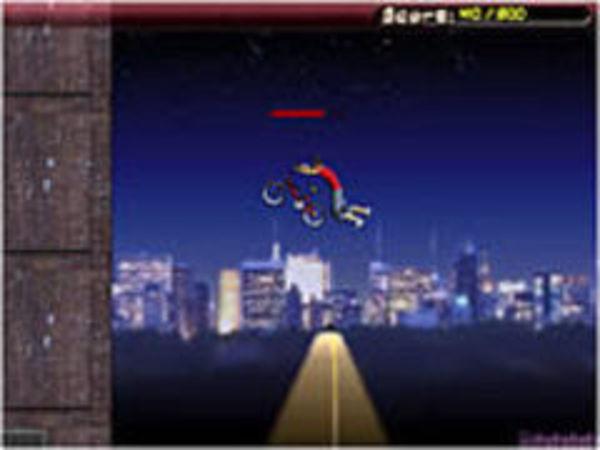 Bild zu Geschick-Spiel BMX Master