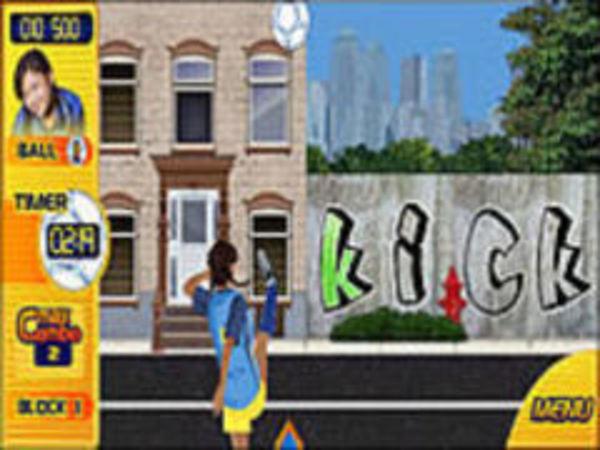 Bild zu Geschick-Spiel Blockbounce
