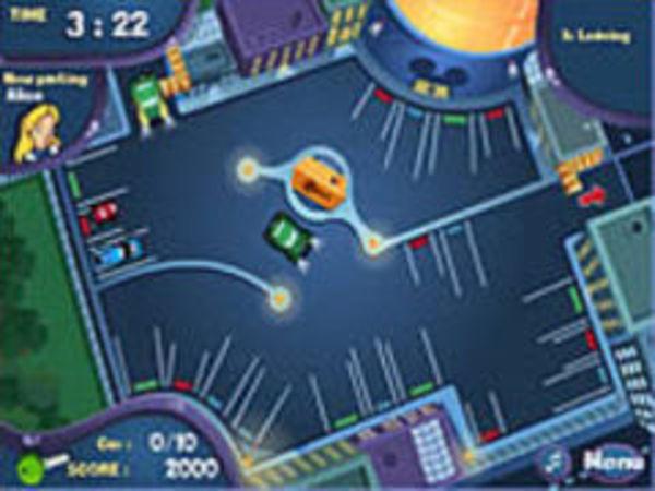 Bild zu Geschick-Spiel Mouse Parking