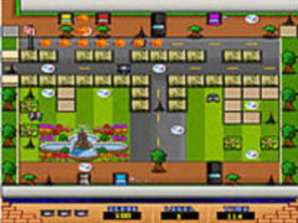 Bild zu Action-Spiel Baatman