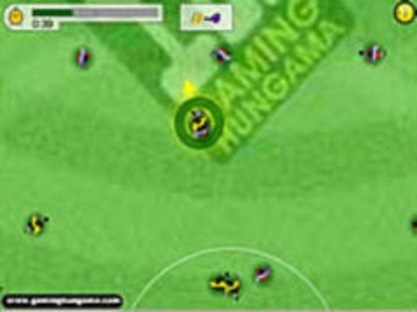 Bild zu Sport-Spiel Goal Baby Goal