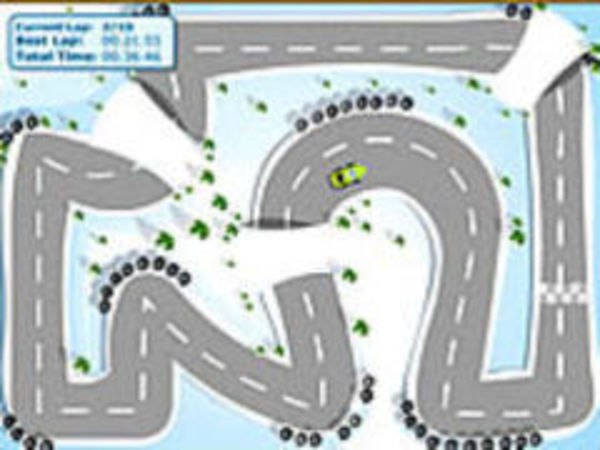 Bild zu Rennen-Spiel 2009 Winterrace