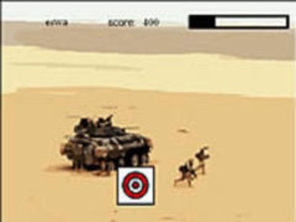 Bild zu Action-Spiel Terroristhunt 3