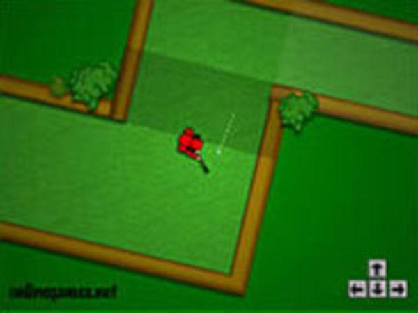Bild zu Sport-Spiel Silly Golf