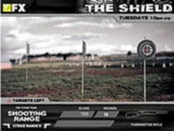 Bild zu Action-Spiel The Shield Shooting Range