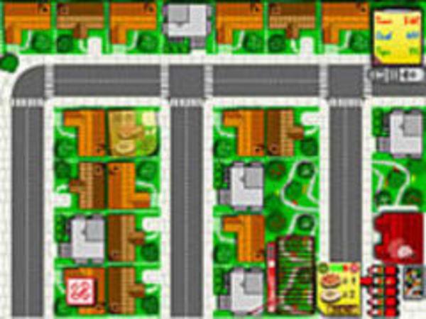 Bild zu Simulation-Spiel Pizza Delivery 2