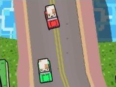 Big Pixel Racing spielen