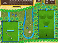 New Golf spielen