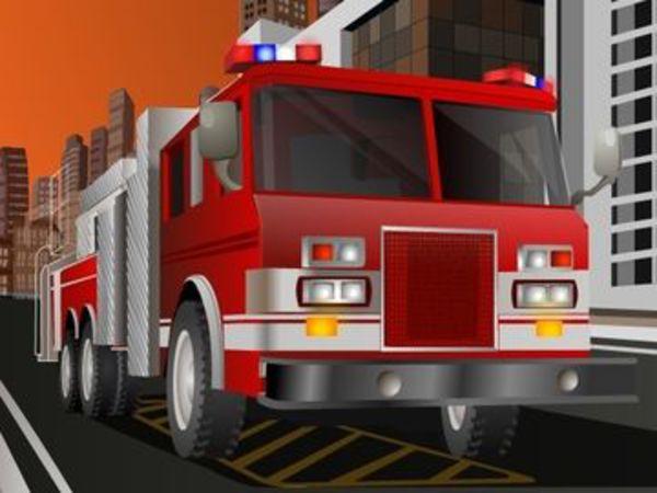 Bild zu Geschick-Spiel Park my Emergency Vehicle