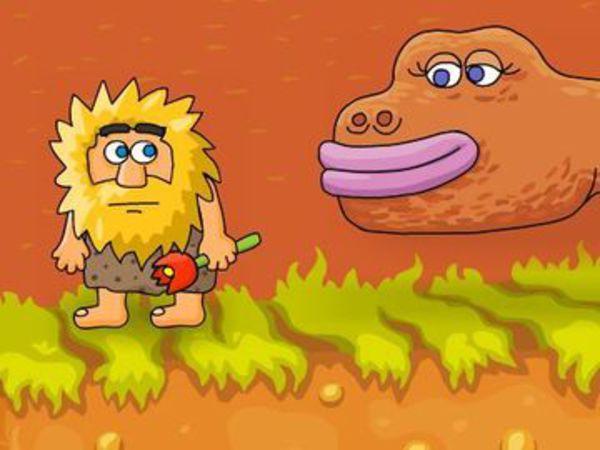 Bild zu Mädchen-Spiel Adam und Eva 2