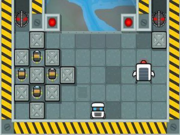 Bild zu Action-Spiel Cube Droid