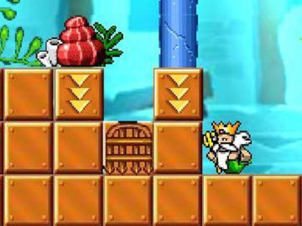 Bild zu Abenteuer-Spiel Neptunes Treasure