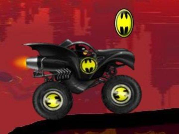Bild zu Geschick-Spiel Batman Truck