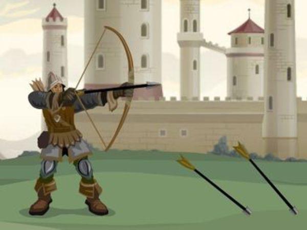 Bild zu Abenteuer-Spiel Bow Shooting