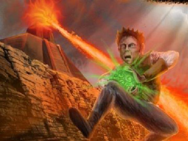 Bild zu Action-Spiel Cursed Treasure