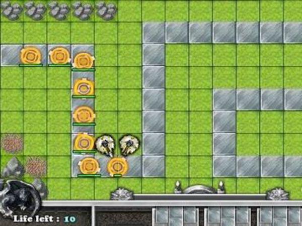 Bild zu Action-Spiel Evil Defence