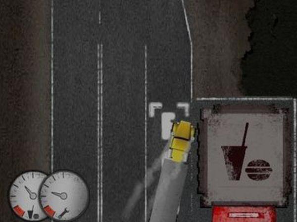 Bild zu Geschick-Spiel Mad Trucker