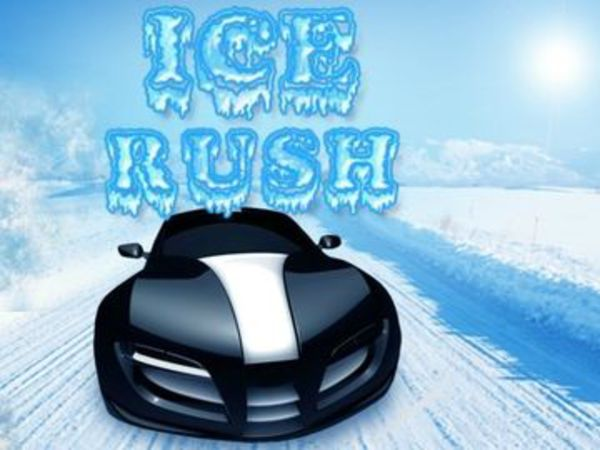 Bild zu Rennen-Spiel Ice Rush