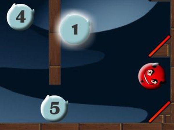 Bild zu Denken-Spiel Devil on Target