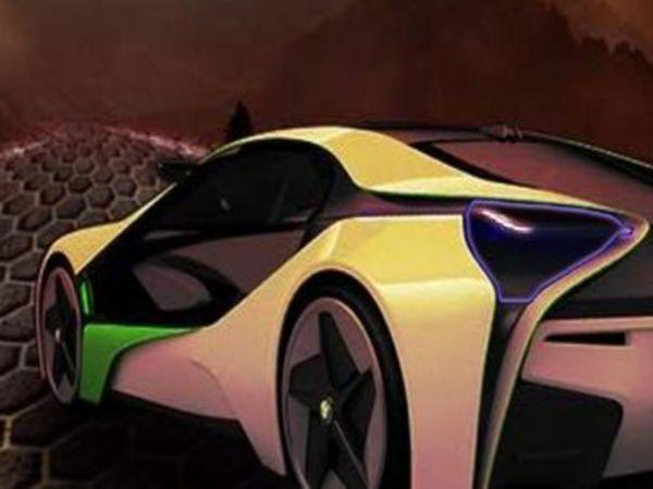 Bild zu Rennen-Spiel Galactic Racer