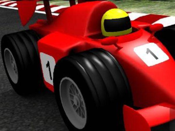 Bild zu Rennen-Spiel Grand Prix Go