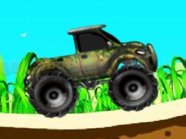 Bild zu Rennen-Spiel Mini Monster Challenge 2