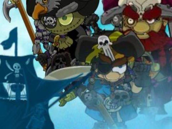 Bild zu Top-Spiel Pirates of Teelonians