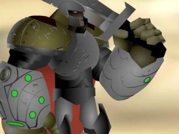 Bild zu Geschick-Spiel Battle Blocks Defense