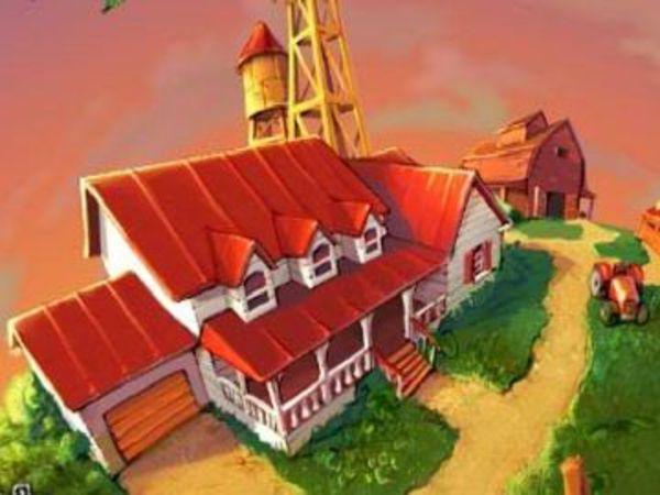 Bild zu Denken-Spiel Little Farm
