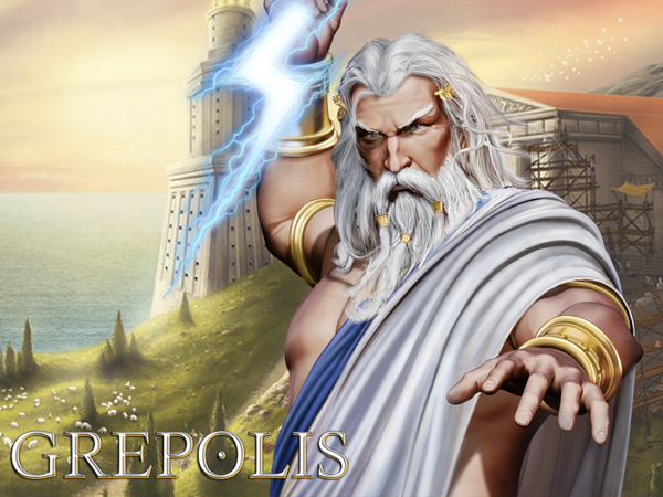Bild zu Strategie-Spiel Grepolis