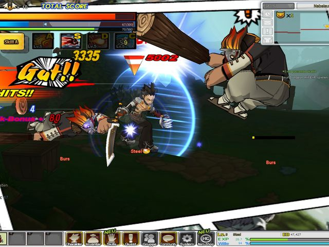Elsword Screenshot 1