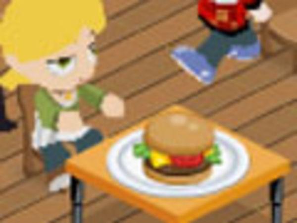 Bild zu Simulation-Spiel Cafe World