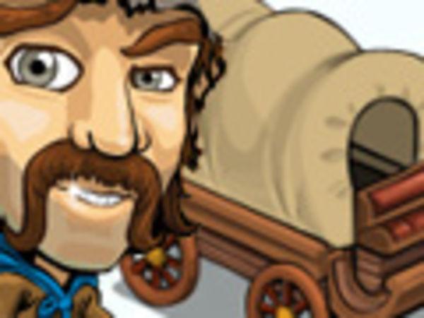 Bild zu Simulation-Spiel Pioneer Trail