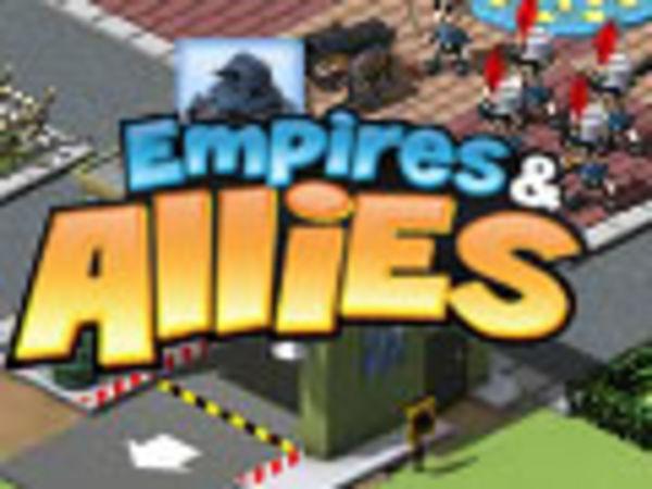 Bild zu Strategie-Spiel Empires & Allies