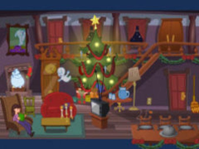 weihnachten mit casper kostenlos online spielen auf top. Black Bedroom Furniture Sets. Home Design Ideas