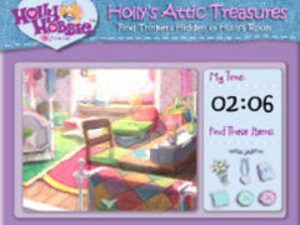Bild zu Abenteuer-Spiel Hollys Treasures
