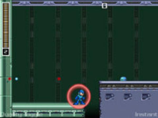 Bild zu Geschick-Spiel Mega Man Polarity