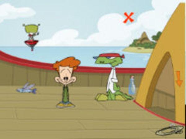 Bild zu Top-Spiel Olivers Adventure