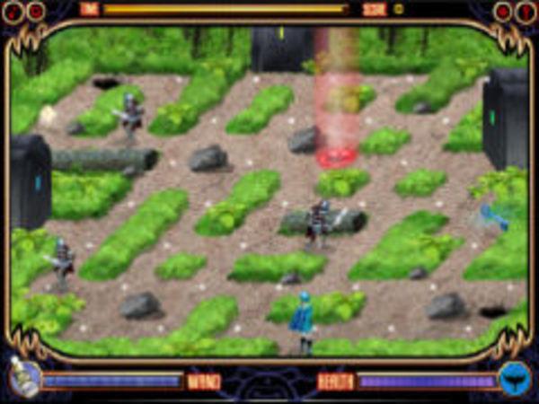 Bild zu Abenteuer-Spiel Power Rangers MF 2