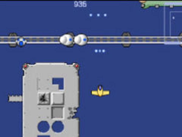 Bild zu Action-Spiel Airfox