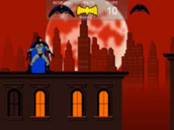Bild zu Geschick-Spiel Batman