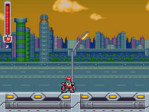 Bild zu Geschick-Spiel Fire Man
