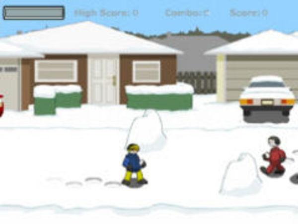 Bild zu Action-Spiel Snow Blitz