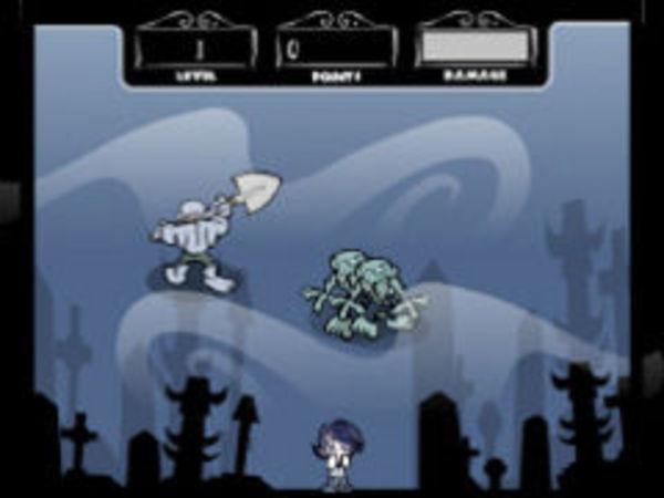 Bild zu Action-Spiel Whack the Dead