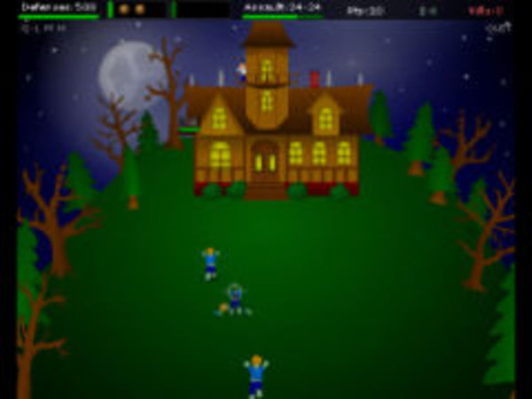 Bild zu Action-Spiel All Hollows Eye